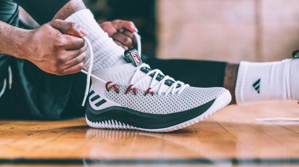 Adidas Dame 4 On Feet Quick