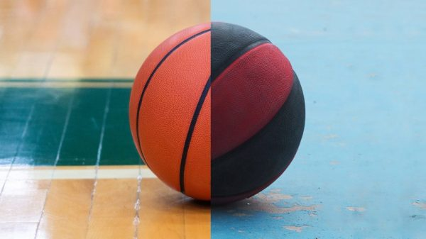 Difference Between Indoor and Outdoor Basketballs