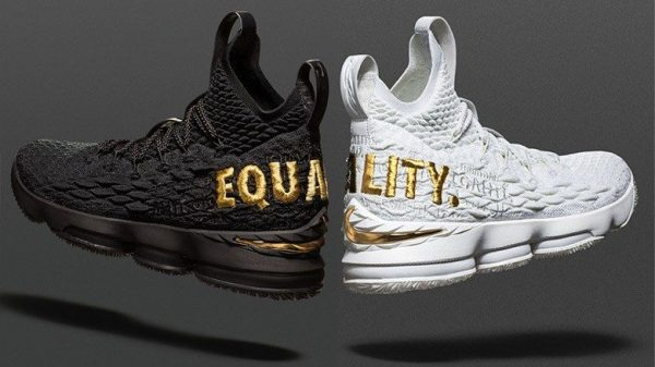 Nike Men's LeBron 15 vs. KD 10